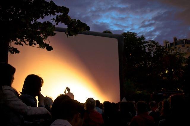 Cinéma Au Clair de lune