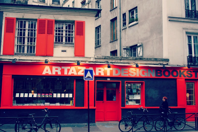 Artazart-bookshop-paris