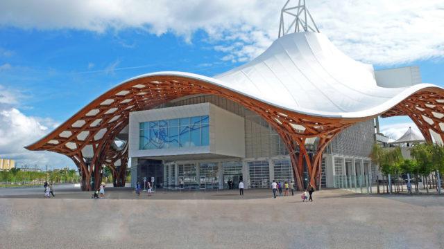 Metz (F) - Centre Georges Pompidou