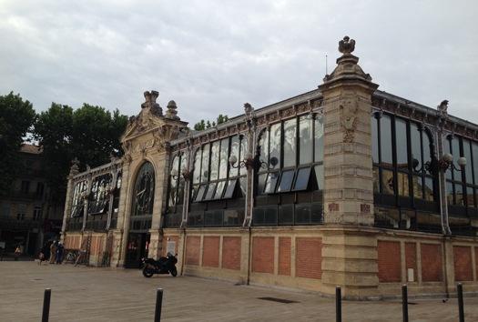 Les Halles Balthard, Narbonne