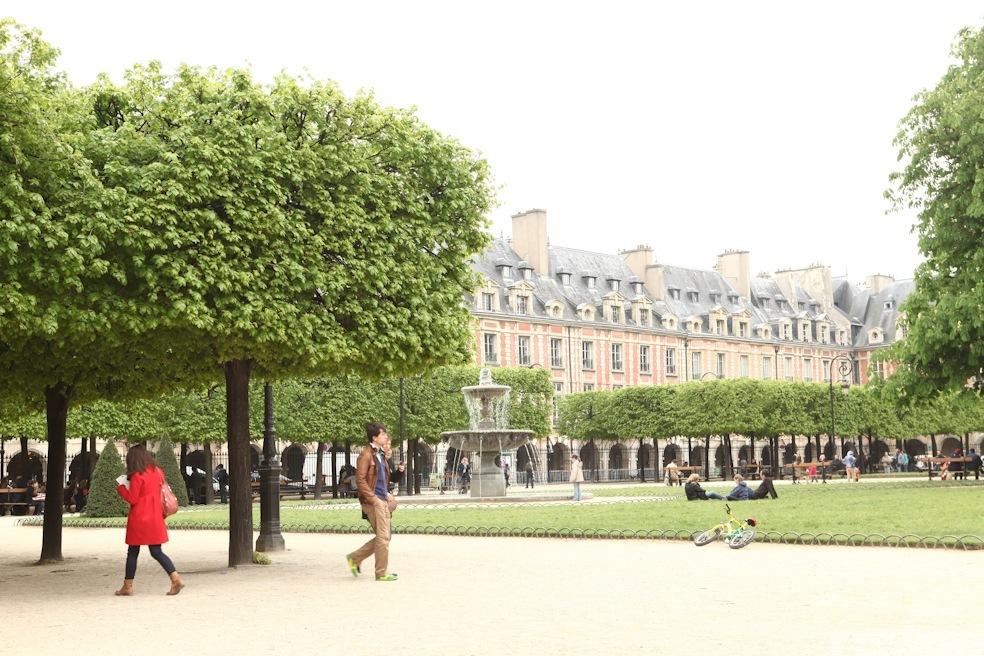 Micro-quartier profile: Saint-Paul/Place des Vosges