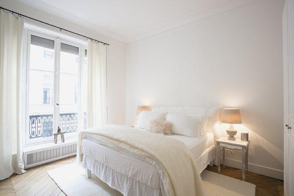VINGT Parisian Apartment - Case Study - Bedroom