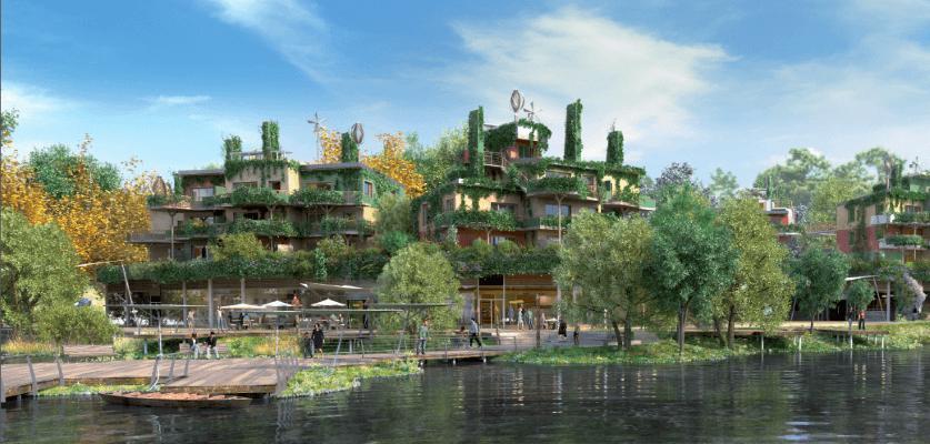 VINGT Paris Investment Property Villages Nature